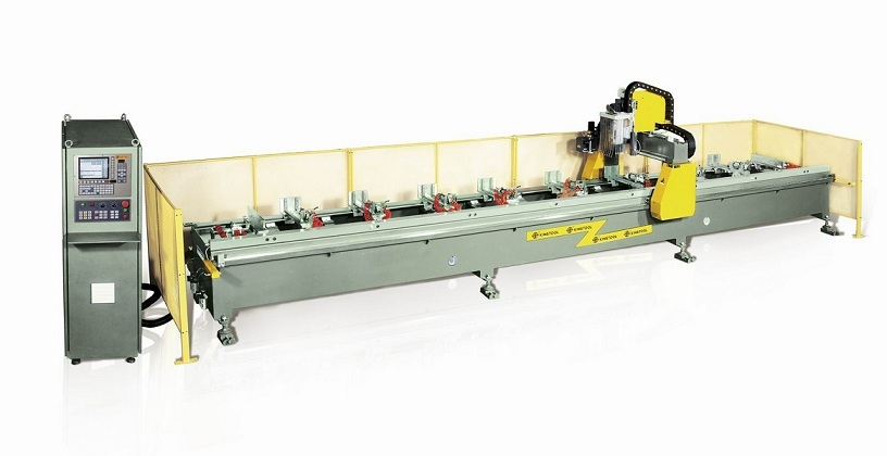 OEM aluminium router machine aluminium panel cnc router aluminum