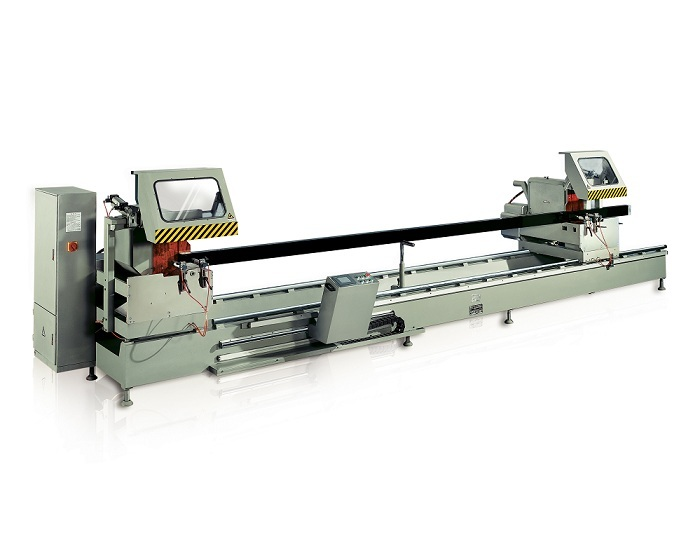 heavyduty 45degree profiles aluminium cutting machine kingtool aluminium machinery