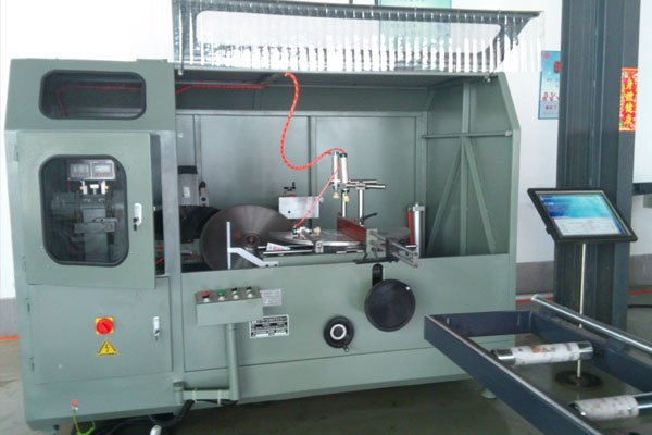 KT-318B Curtain Wall Notching Saw