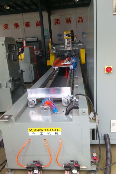 KT-630R 3-Axis Profile CNC  Machining Center