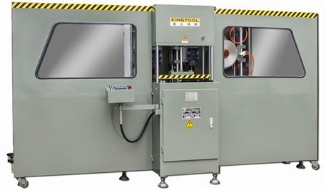 KT-313Y Curtain Wall Profile End Milling Machine