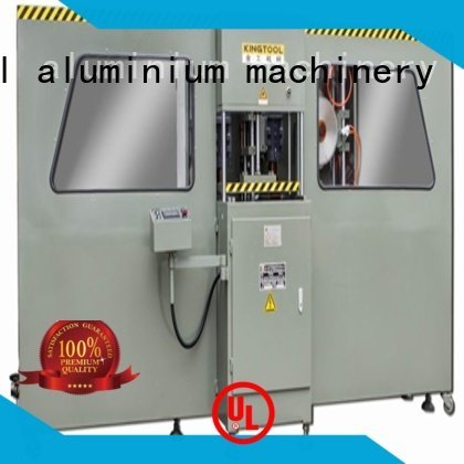aluminium press machine head cnc kingtool aluminium machinery Brand