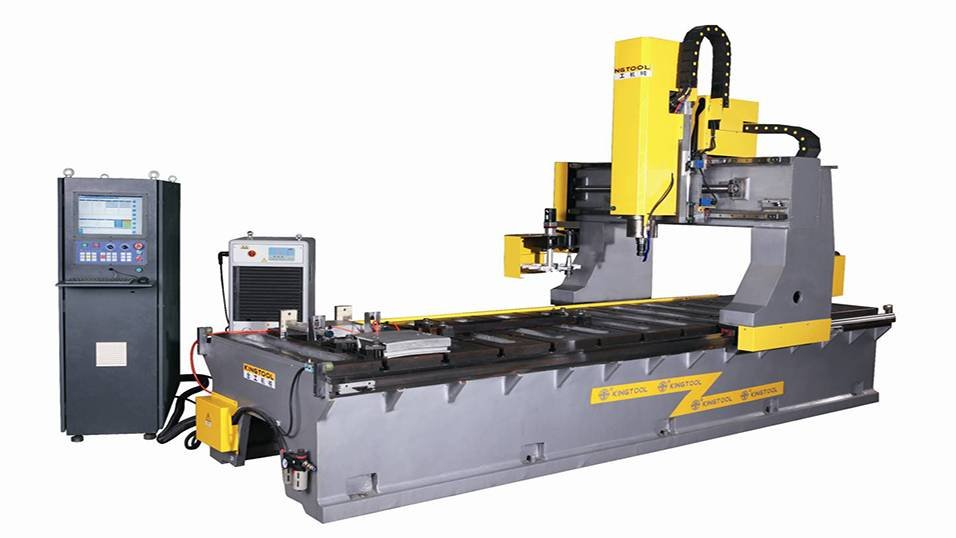 KT-Z400 Friction Stir Welding Machine for Aluminum Profile