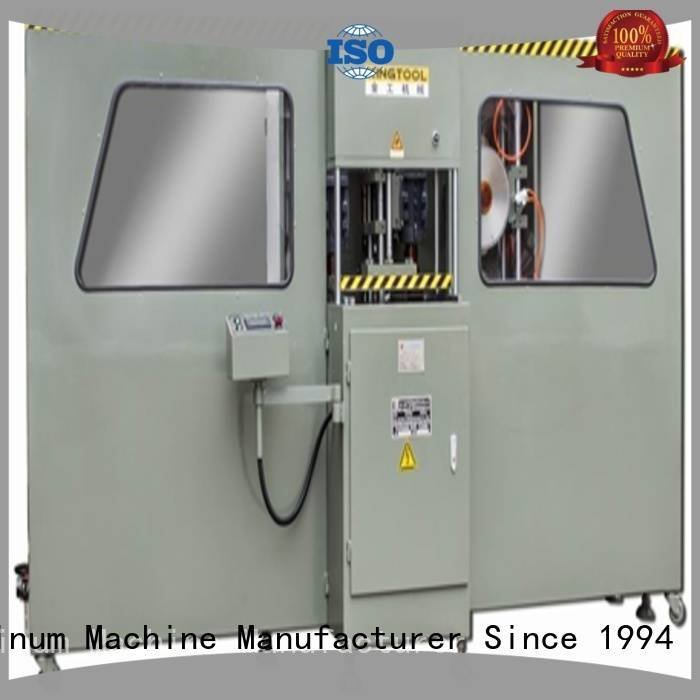 Quality aluminium press machine kingtool aluminium machinery Brand stir curtain wall machine