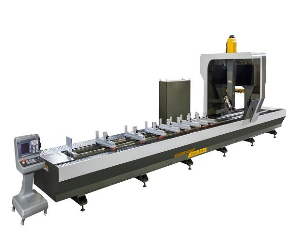 KT-S860 4-Axis CNC Machining Center