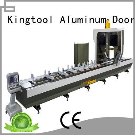 cnc router aluminum aluminium 5axis aluminium router machine kingtool aluminium machinery Warranty
