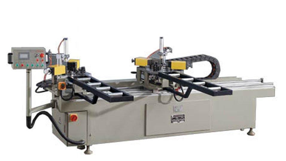 Hydraulic Double-corner Crimping Machine KT-338B