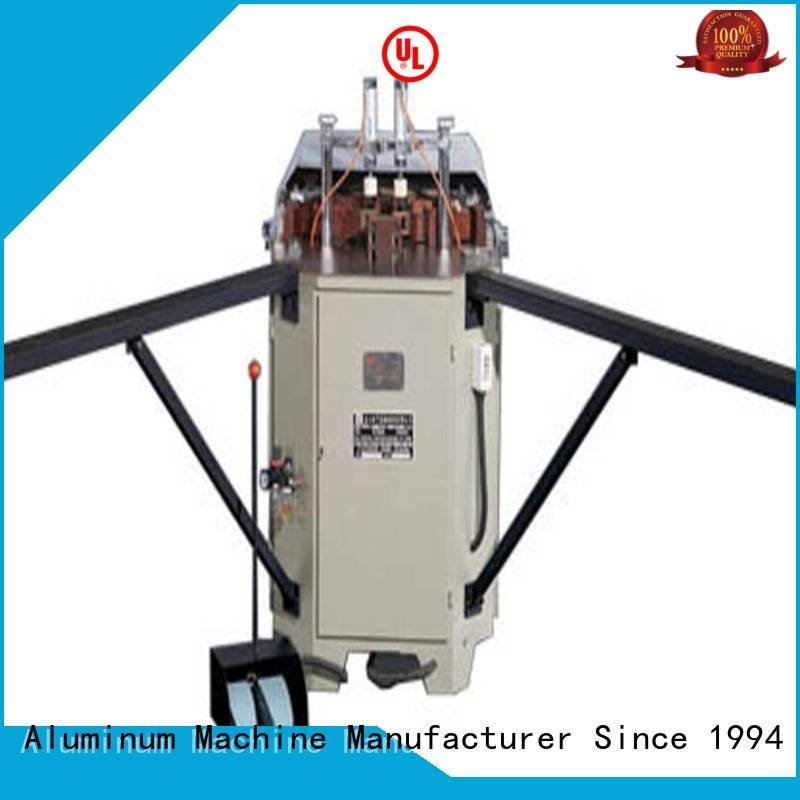 duty crimping profile hermalbreak kingtool aluminium machinery aluminium crimping machine