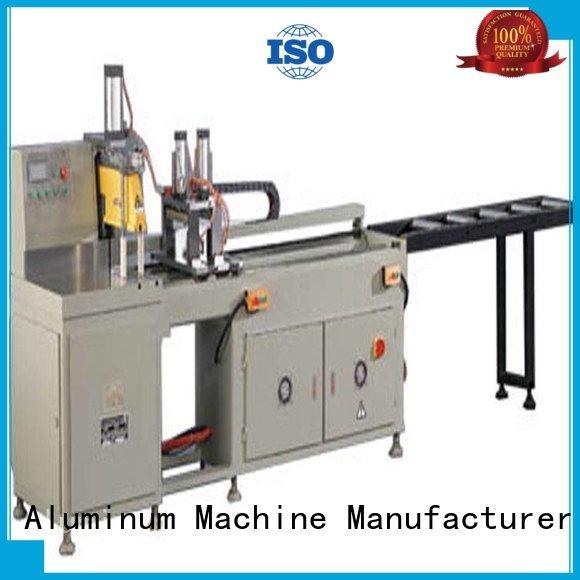 digital type saw aluminium cutting machine kingtool aluminium machinery