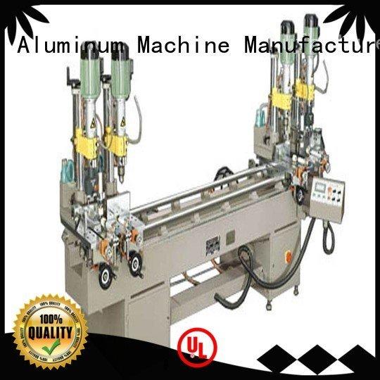 drilling and milling machine sanitary aluminum pneumatic machine