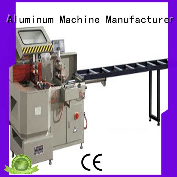 OEM aluminium cutting machine price multifunction 3axis type aluminium cutting machine