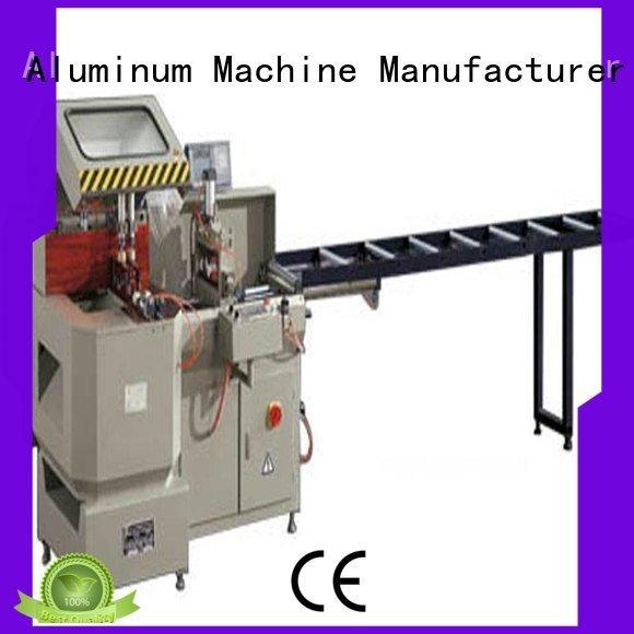 OEM aluminium cutting machine price multifunction 3axis type aluminium cutting machine