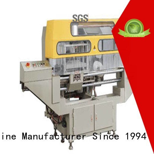 profile material kingtool aluminium machinery cnc milling machine for sale
