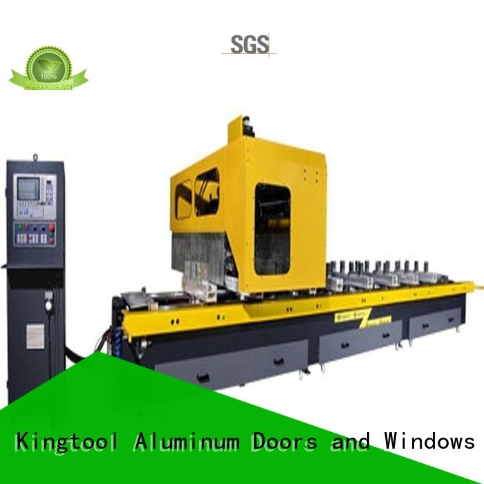 aluminium industrial router aluminum cnc router kingtool aluminium machinery Brand