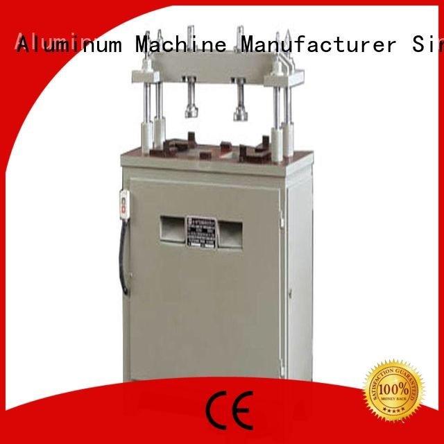 pnumatic multicy linder column aluminum kingtool aluminium machinery aluminum punching machine