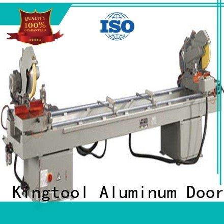 Hot aluminium cutting machine price single aluminium cutting machine window kingtool aluminium machinery