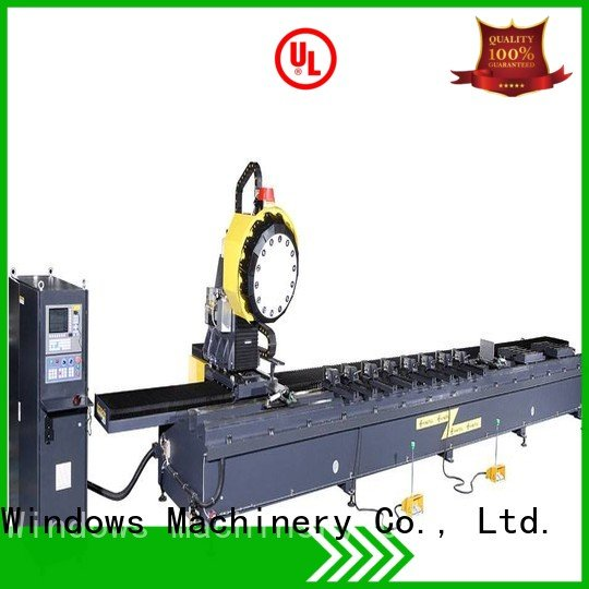 cnc router aluminum profile industrial double machine Bulk Buy