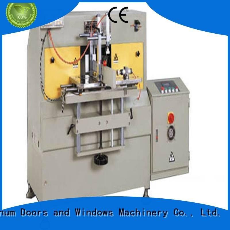Hot aluminum end milling machine profile cnc milling machine for sale mill kingtool aluminium machinery