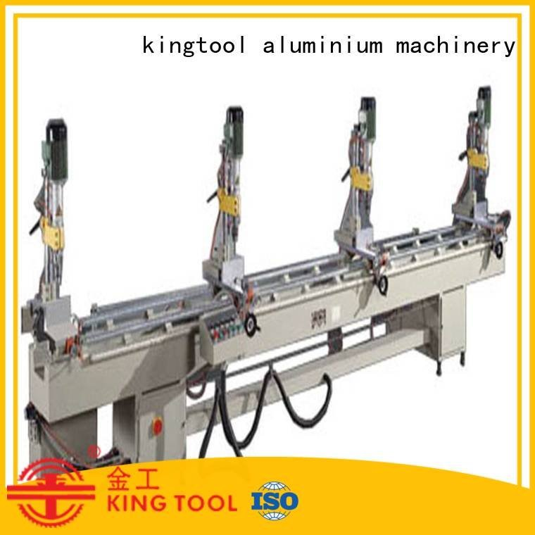 drilling and milling machine drilling machine OEM Aluminium Drilling Machine kingtool aluminium machinery