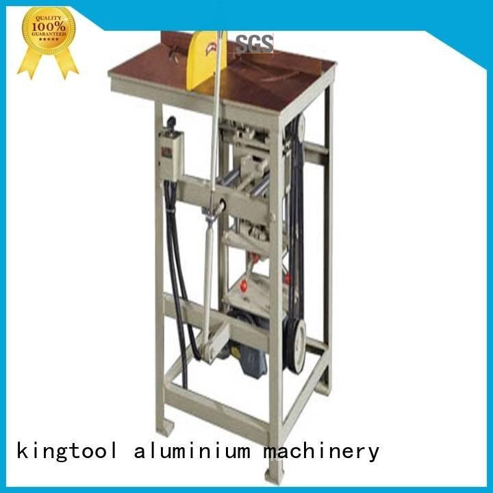 kingtool aluminium machinery aluminium cutting machine price window heavyduty mitre cnc