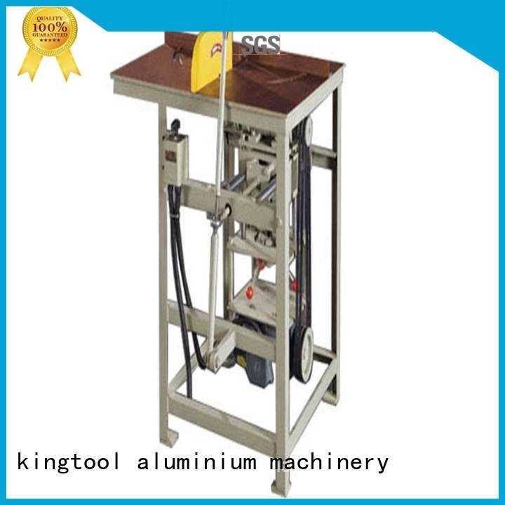 kingtool aluminium machinery aluminium cutting machine price window heavyduty mitre cnc