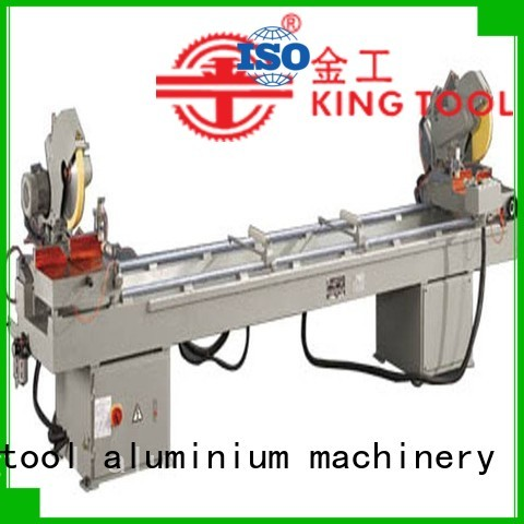 multifunction profiles kingtool aluminium machinery Brand aluminium cutting machine