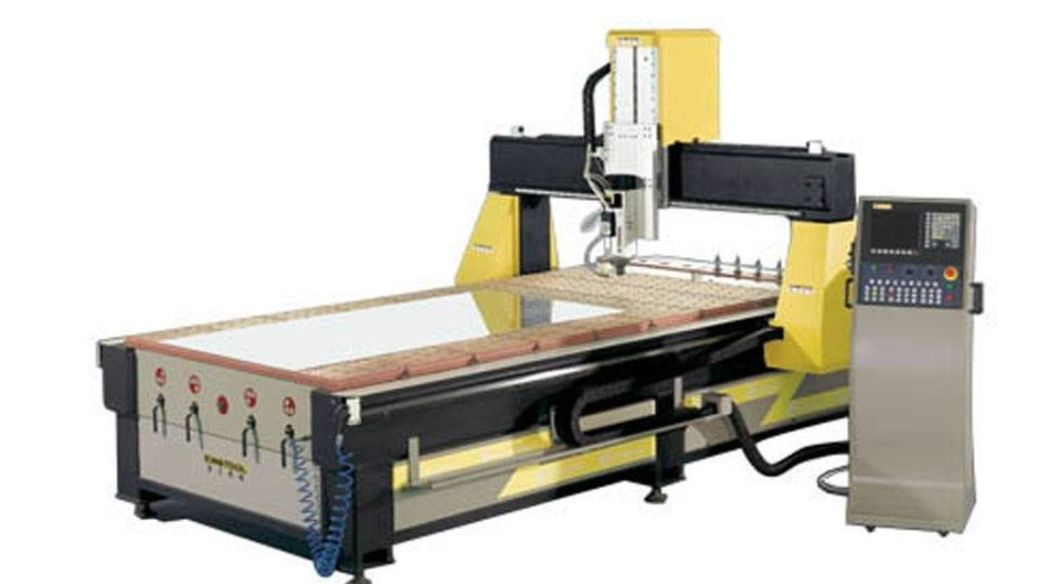 KT-330CNC Panel Machining Center Aluminium CNC Router
