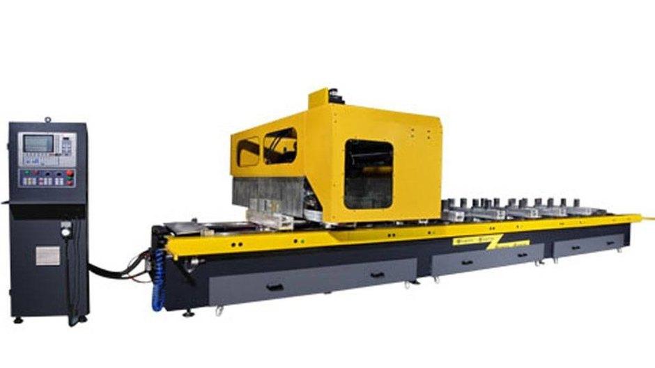 kT-850 CNCマシニングセンターアルミルーター
