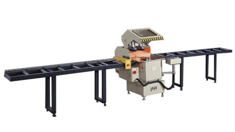 KT-328B Digital Readout Single Head Saw for Aluminum Cutting Machine