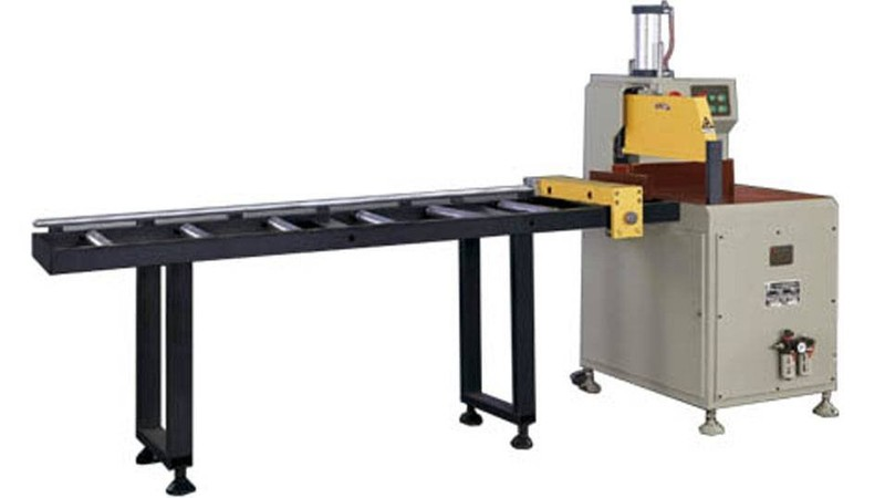 KT-328F Single Head Saw in Heavy Duty for Aluminum Cutting Machine