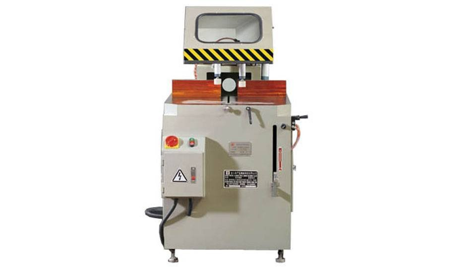 KT-328M Manual Single Head Saw for Aluminum Cutting Machine (Various Angle)