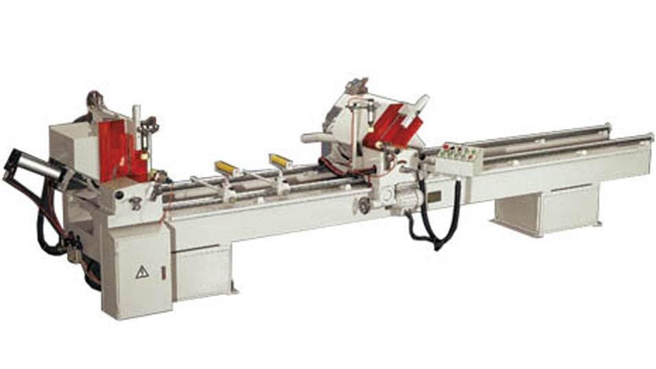 KT-383 Double Mitre Saw for Aluminum Cutting Machine