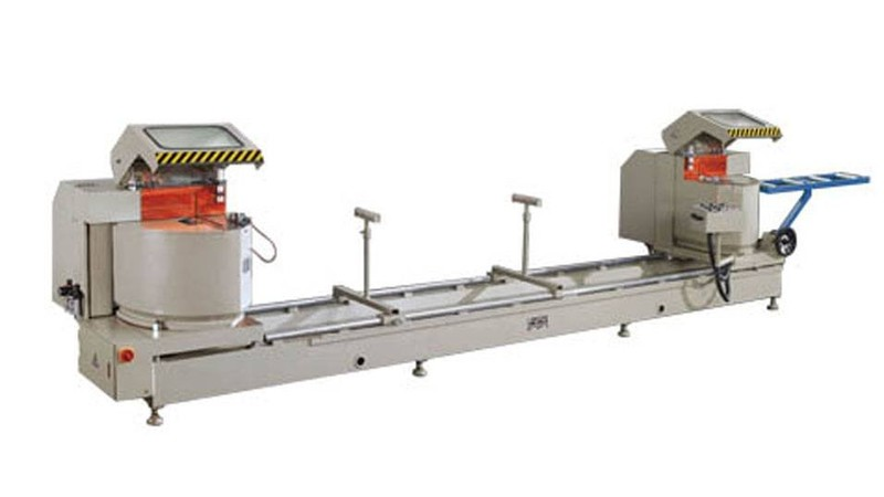 KT-383A-B Digital Display Double Mitre for Aluminum Cutting Machine