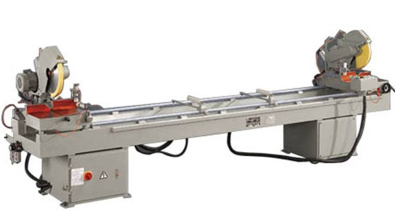 KT-383C Double Mitre Saw for Aluminum Cutting Machine