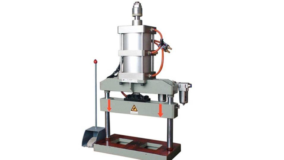 KT-373C Pnumatic Punching Machine for Aluminum Profile