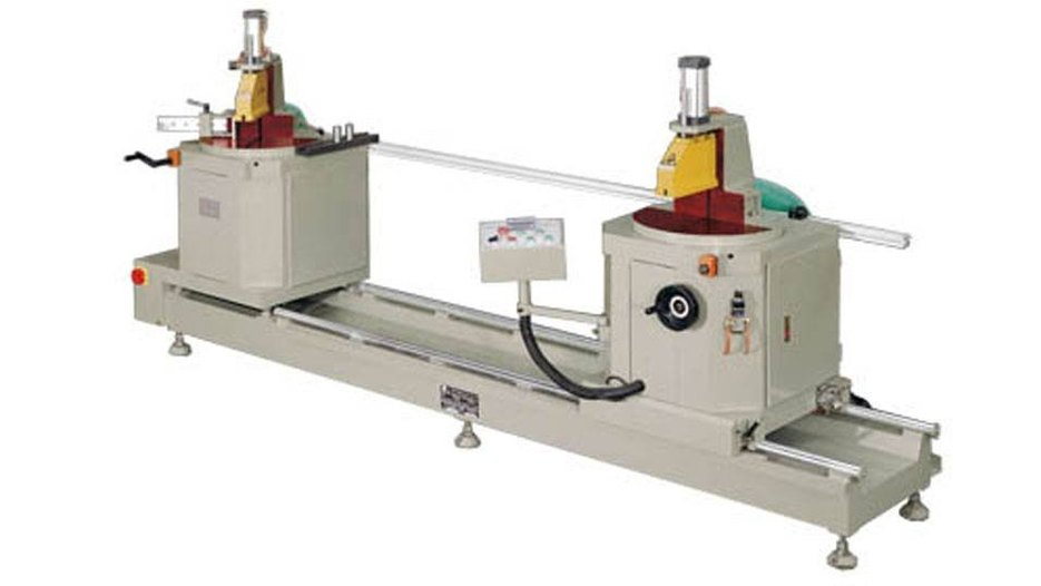 SKT-383J Digital Display Double Mitre Saw for Arc Materials (Sanitary Ware Material)