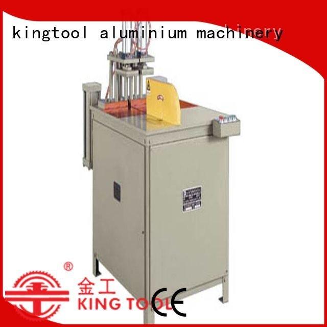 head saw single manual various aluminium cutting machine kingtool aluminium machinery aluminium cutting machine price