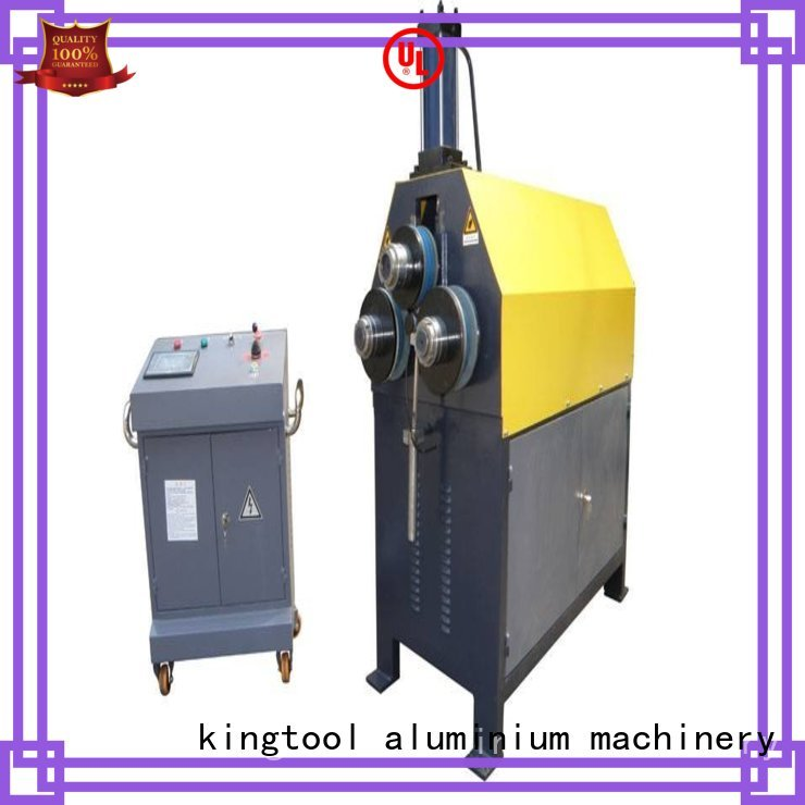bending machine aluminium bending machine  kingtool aluminium machinery Brand