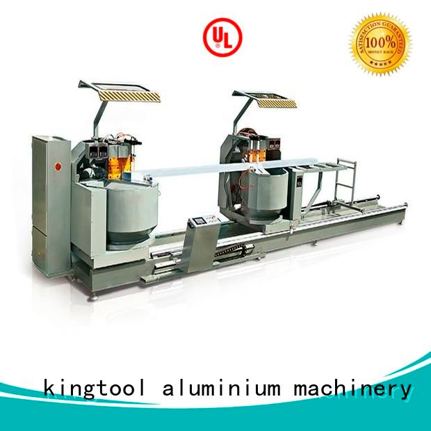 kingtool aluminium machinery Brand wall automatic aluminium cutting machine various machine