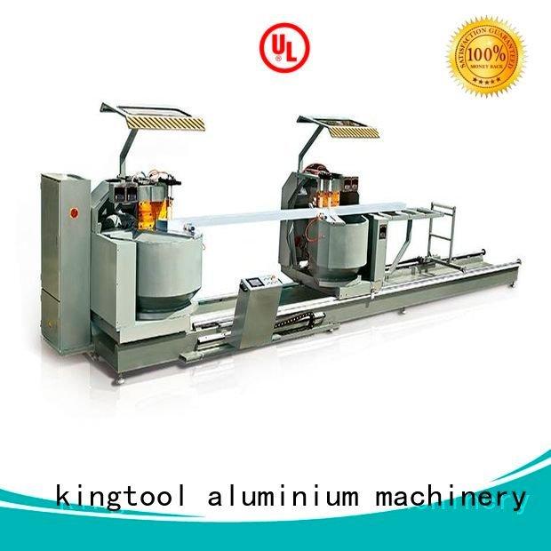 kingtool aluminium machinery Brand wall automatic aluminium cutting machine various machine