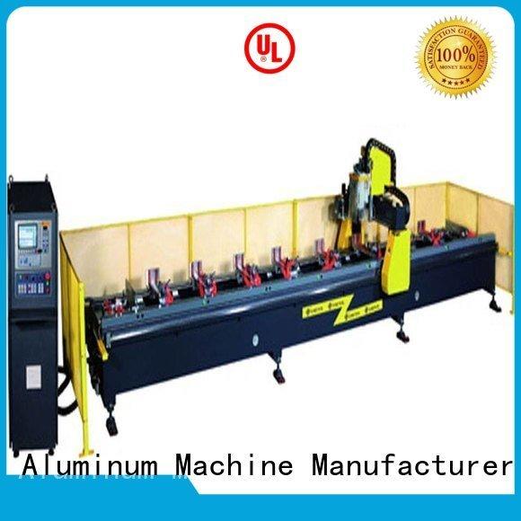 Wholesale profile 5axis aluminium router machine kingtool aluminium machinery Brand