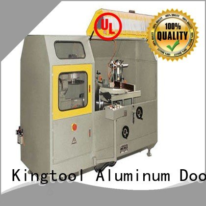 Hot aluminum curtain wall machinery machine aluminum curtain wall cutting machine saw kingtool aluminium machinery