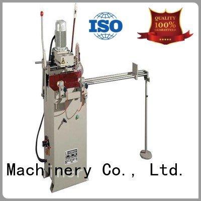 Custom aluminium router machine heavy profile cnc kingtool aluminium machinery