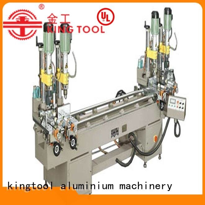 drilling and milling machine al Aluminium Drilling Machine pneumatic kingtool aluminium machinery