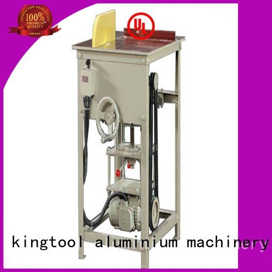 aluminium cutting machine price saw cutting aluminium cutting machine kingtool aluminium machinery Brand