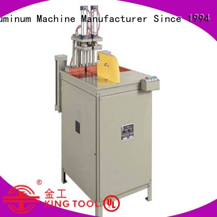 machine automatic angle kingtool aluminium machinery aluminium cutting machine price