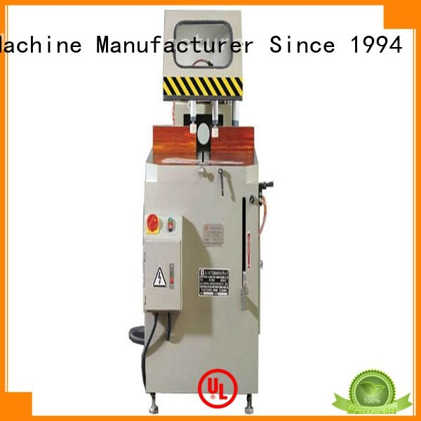 Custom heavy aluminium cutting machine profile aluminium cutting machine price