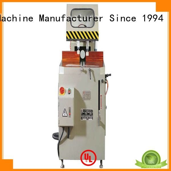 Custom heavy aluminium cutting machine profile aluminium cutting machine price