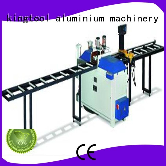 Wholesale heavyduty aluminium cutting machine price kingtool aluminium machinery Brand