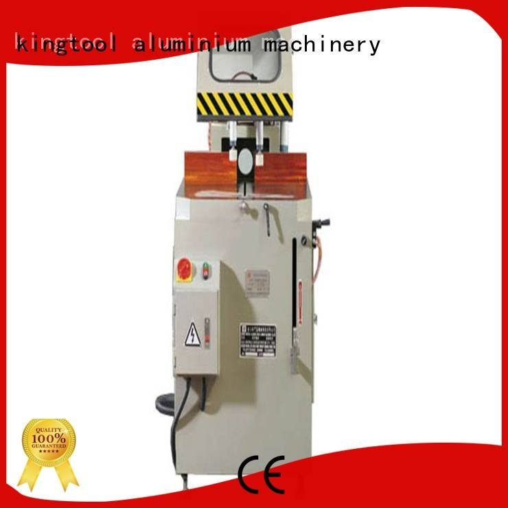 OEM aluminium cutting machine display precision aluminium cutting machine price